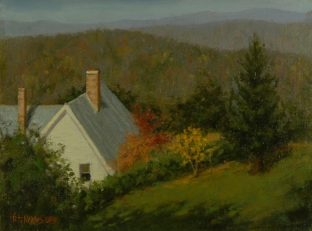 White House in the Smokies